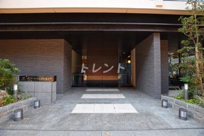 【エントランス】ザパークハウス日本橋浜町