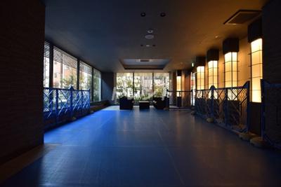 【ロビー】ザパークハウス日本橋浜町