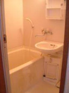 【浴室】シェ・ブラン