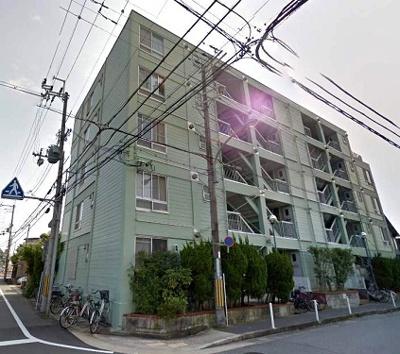 【外観】甲子園第3コーポラス