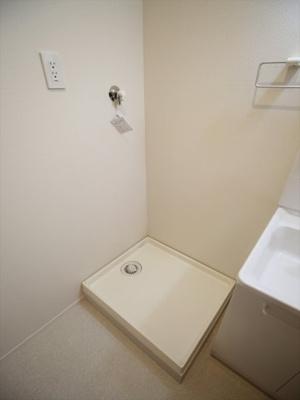 ※同タイプ別室 室内洗濯機置き場もあります♪