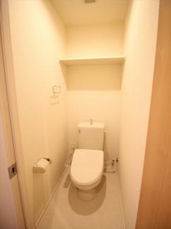 ※同タイプ別室 トイレもきれいです