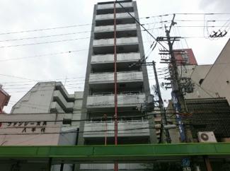 【Romi Sky 南久宝寺(ロミスカイ南久宝寺)】建物外観を気になさる方へ、見た目の良い物件です