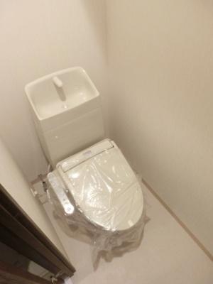 【トイレ】リヴェール久保町Ⅱ