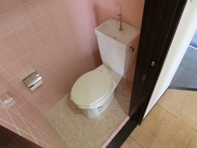 清州マンション トイレ