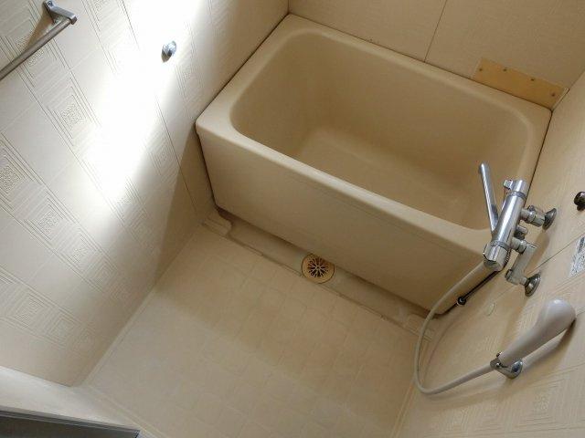清州マンション 浴室