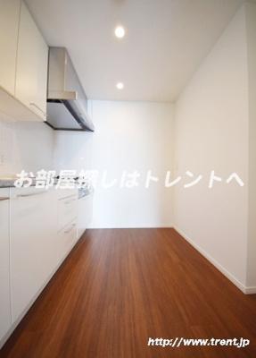 【キッチン】パークコート千代田富士見ザタワー