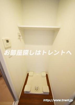 【洗面所】パークコート千代田富士見ザタワー