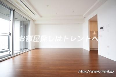 【居間・リビング】パークコート千代田富士見ザタワー
