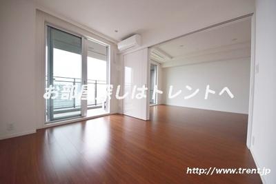 【寝室】パークコート千代田富士見ザタワー
