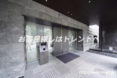 【セキュリティ】パークコート千代田富士見ザタワー