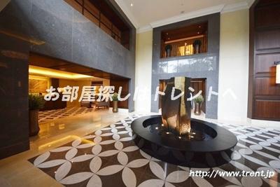 【エントランス】パークコート千代田富士見ザタワー