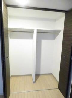 【アドバンス心斎橋グランガーデン】専用の収納スペースです