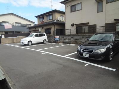 【外観】池田市荘園1丁目月極駐車場