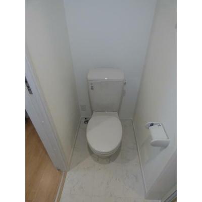 ソラリスのトイレ