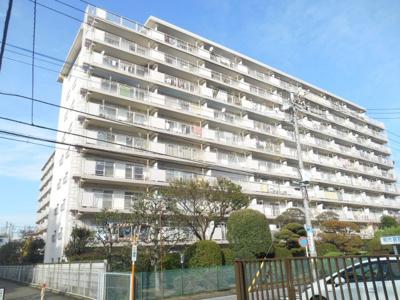 【外観】豊栄浦和常盤マンション 304号室