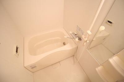 【浴室】ドミール・ナチュレ