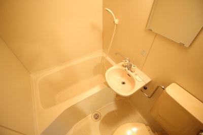 【浴室】マルキュウビル