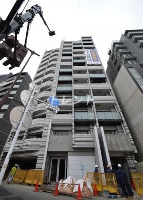 【外観】プレールドゥーク東新宿Ⅲ
