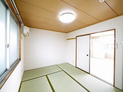 きれいな和室ですよ