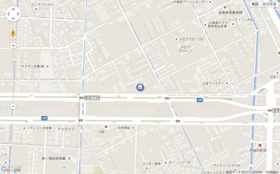 【地図】プチフルール