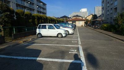 【駐車場】栄和南住宅