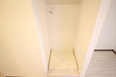☆室内洗濯機置き場☆