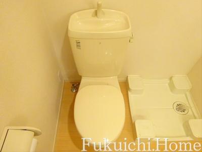 【トイレ】リリシア-ノ・トレゾア