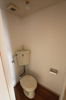 【トイレ】ロイヤルハイツ東八