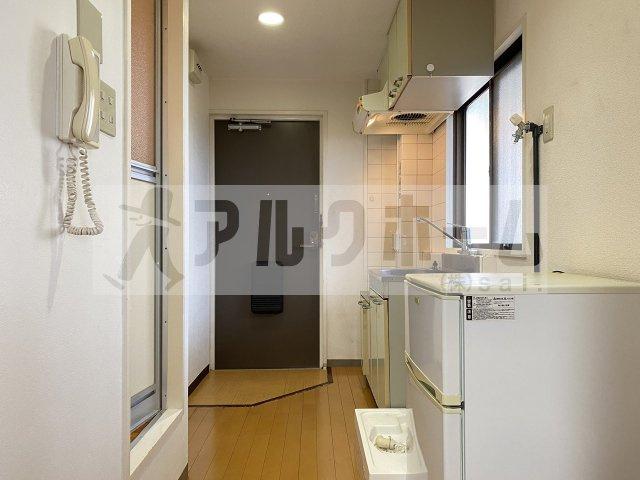グリーンヒル110 冷蔵庫付
