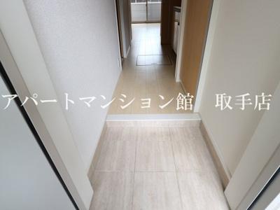 【玄関】Sereno