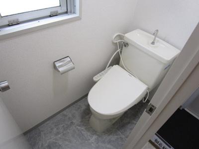【トイレ】グランシャリオ山田川