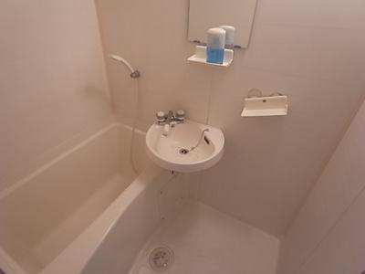【浴室】メルベーユTハイツ