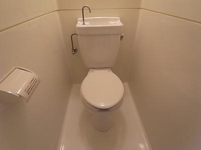 【トイレ】メルベーユTハイツ