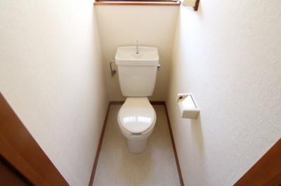 【トイレ】ハイムチェリーⅡ