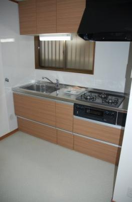 【キッチン】芹澤荘
