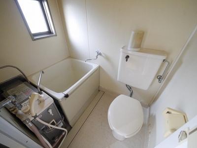 【浴室】みのりハイツ