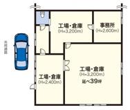 新吉田東 石井貸工場・貸倉庫の画像