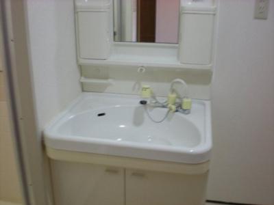 【独立洗面台】メゾン背戸口