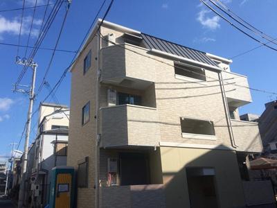 【外観】ワコーレヴィータ神戸上沢通サウス
