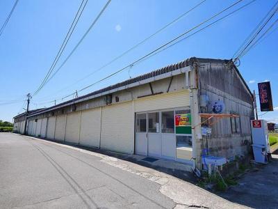 【外観】豊川倉庫Ⅱ