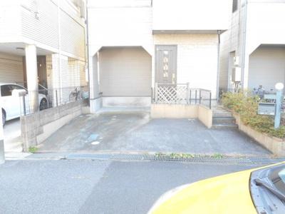【駐車場】春日部 千間1丁目 中古戸建