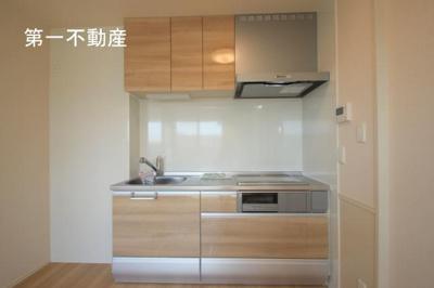 【キッチン】ボンセジュール北野