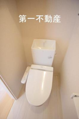 【トイレ】ボンセジュール北野