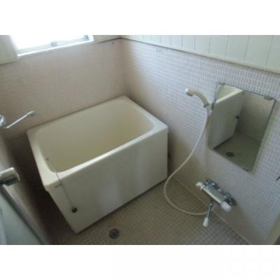 【浴室】松下コーポ清山望