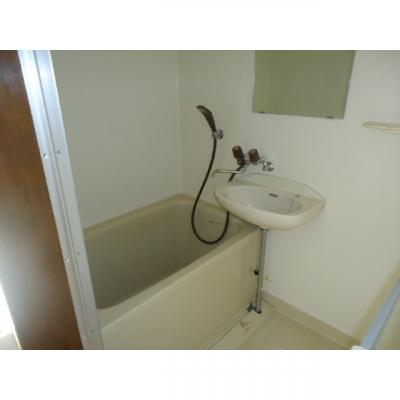 【浴室】グリーンパーク