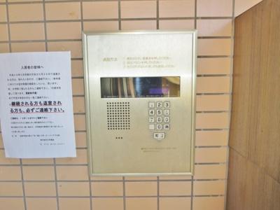 【セキュリティ】グリーンヒル110