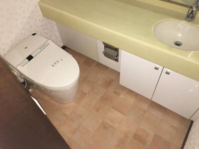 【トイレ】パレロワイヤル御影