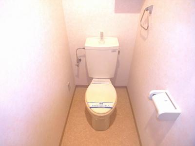 【トイレ】パルヴィレッジ