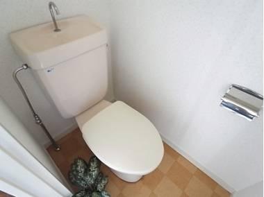 【トイレ】ルーミー牛久3号館